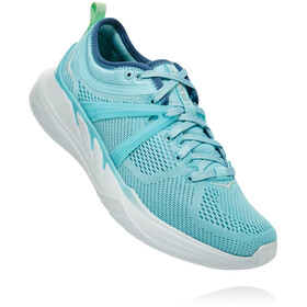 Hoka One One Tivra Shoes Women antigua sand/wan blue